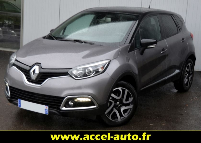 renault captur 1 2 tce 120 edc intens d occasion cuse et adrisans accel 39 auto. Black Bedroom Furniture Sets. Home Design Ideas