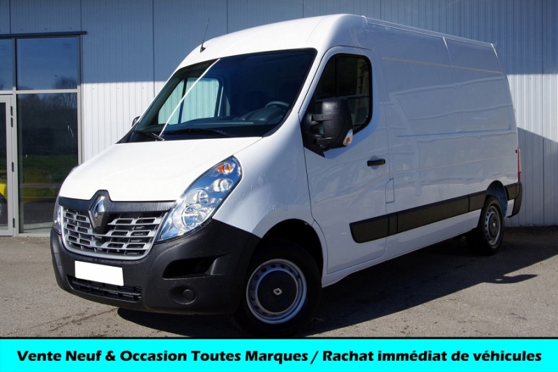 Renault MASTER III F3500 L2H2 2.3 DCI 130 GRAND CONFORT Diesel BLANC MINERAL Neuf à vendre