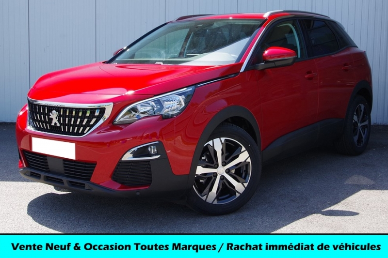 Peugeot 3008 1.6 THP 180 CH PRIME EDITION EAT8 Essence ROUGE ULTIMATE Neuf à vendre
