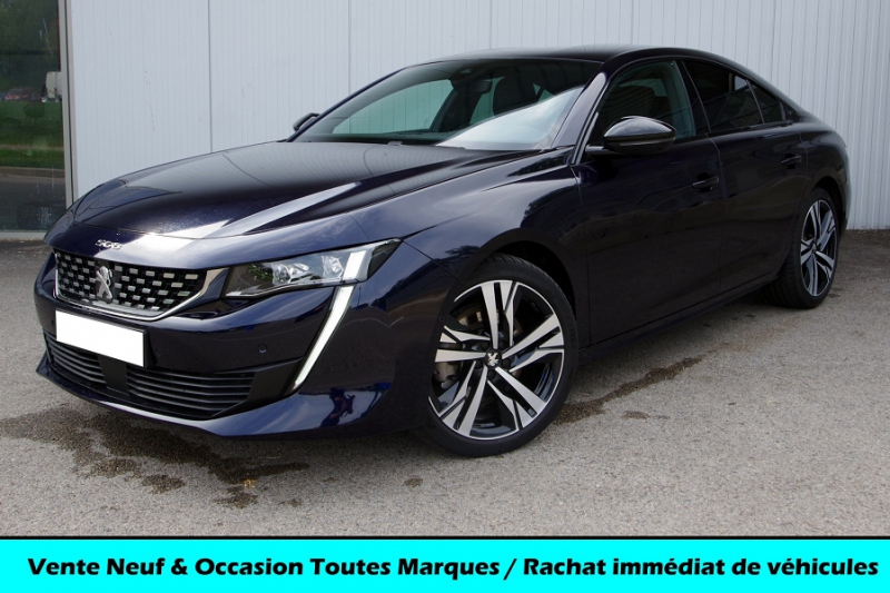 Peugeot 508 BLUEHDI 180 S&S GT EAT8 Diesel DARK BLUE Occasion à vendre