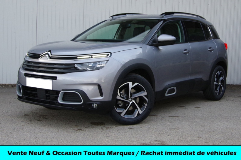 Photo 1 de l'offre de CITROEN C5 AIRCROSS BLUEHDI 130CH S&S FEEL E6.D-TEMP à 26700€ chez ACCEL' AUTO