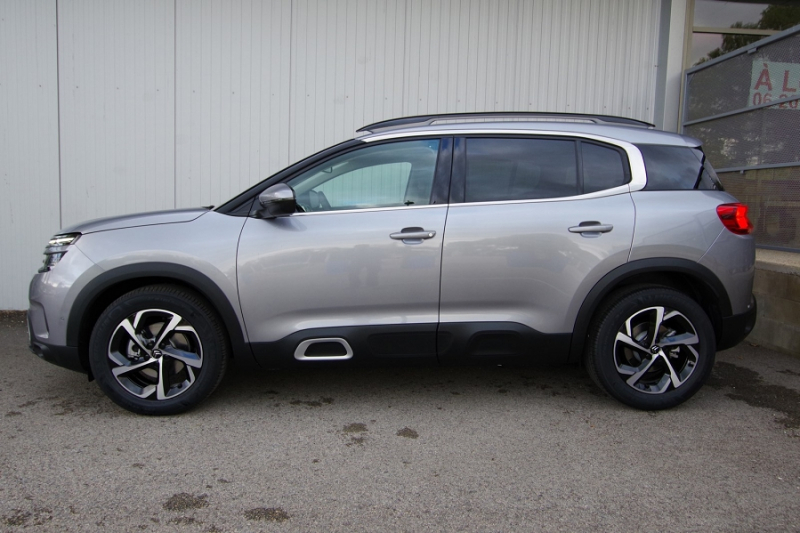 Photo 18 de l'offre de CITROEN C5 AIRCROSS BLUEHDI 130CH S&S FEEL E6.D-TEMP à 26700€ chez ACCEL' AUTO