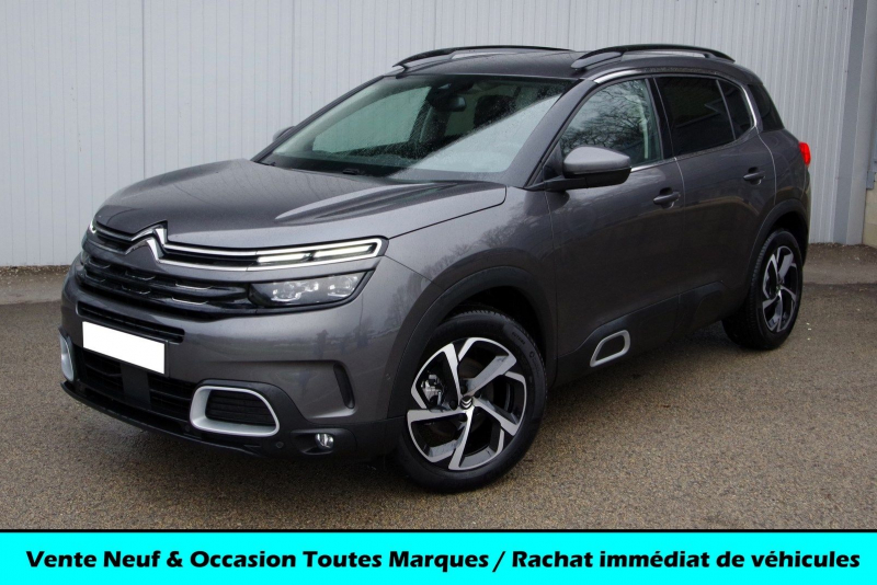 Photo 1 de l'offre de CITROEN C5 AIRCROSS BLUEHDI 130 S&S FEEL à 26990€ chez ACCEL' AUTO