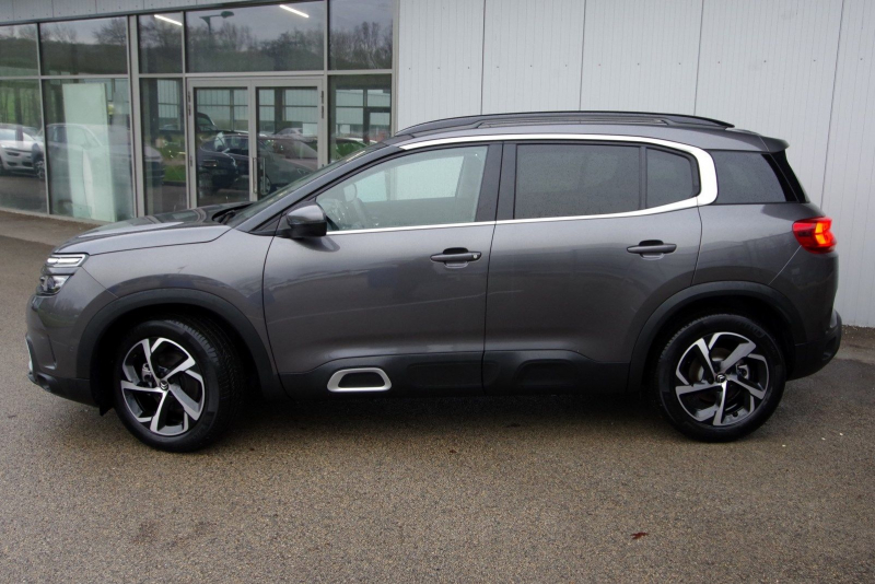Photo 14 de l'offre de CITROEN C5 AIRCROSS BLUEHDI 130 S&S FEEL à 26990€ chez ACCEL' AUTO