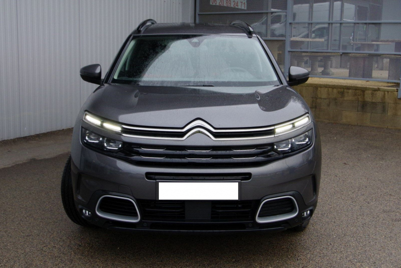 Photo 17 de l'offre de CITROEN C5 AIRCROSS BLUEHDI 130 S&S FEEL à 26990€ chez ACCEL' AUTO