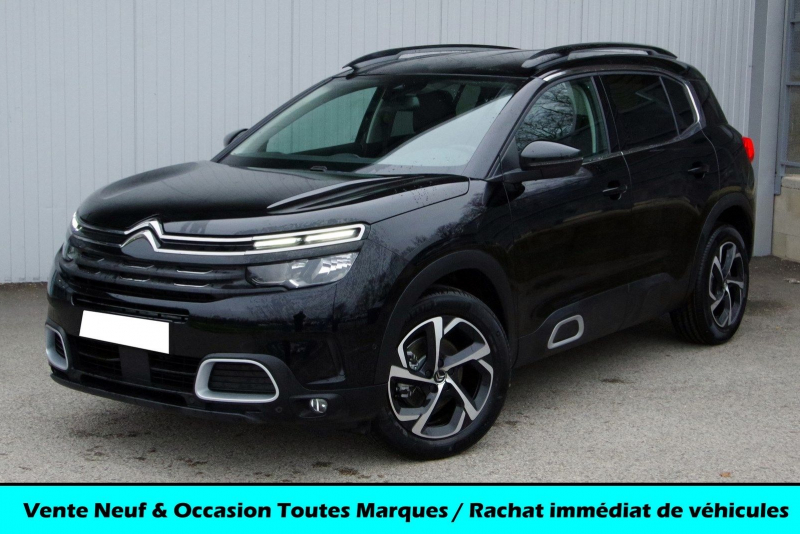 Citroen C5 AIRCROSS BLUEHDI 130CH S&S FEEL PACK EAT8 Diesel NOIR PERLA Neuf à vendre